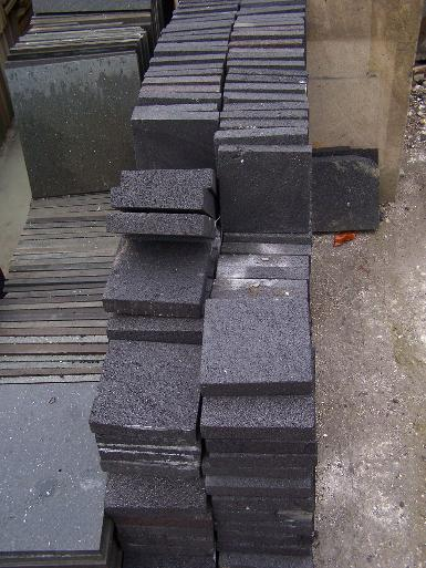 Lava stone size  20x20 cm. all smooth surface can be longer