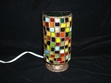 Stain Glass Table Lamp Item code B17